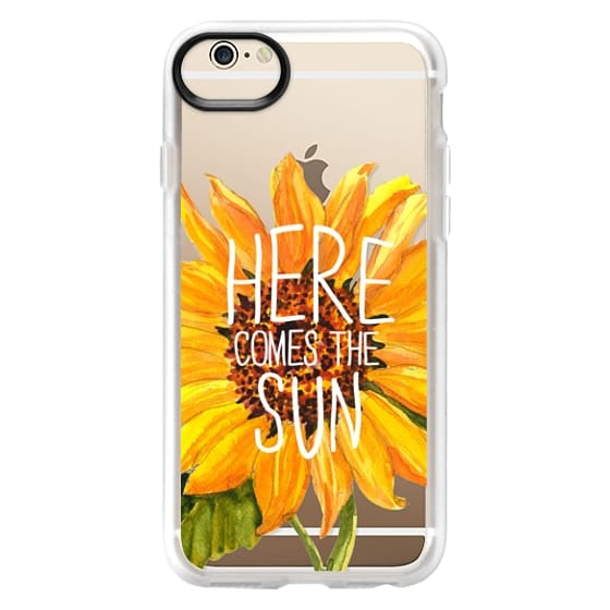 iPhone 6 Cases - Here Comes The Sun