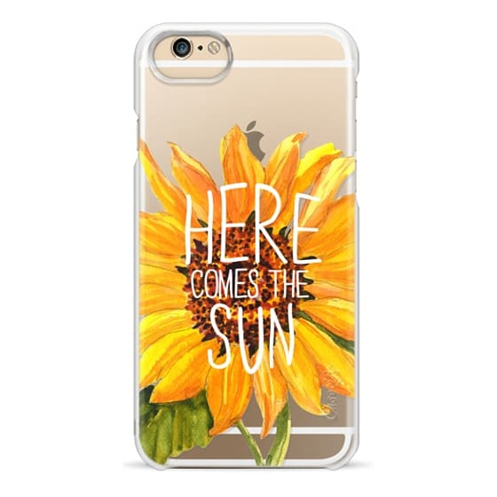 iPhone 4 Cases - Here Comes The Sun