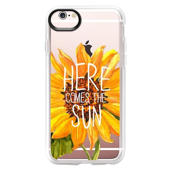 iPhone 6s Cases - Here Comes The Sun