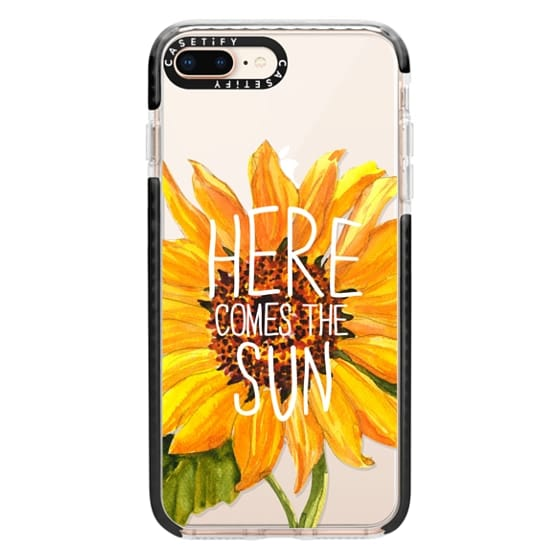iPhone 8 Plus Cases - Here Comes The Sun