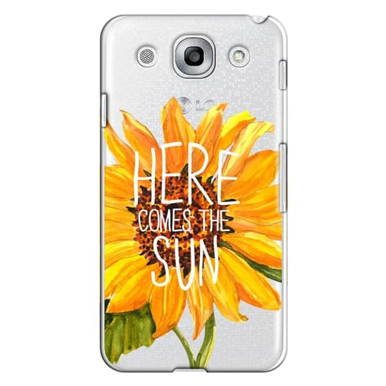 Optimus G Pro Cases - Here Comes The Sun