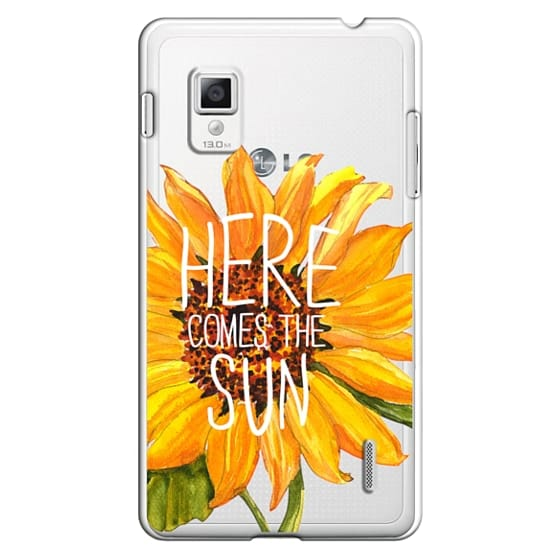 Optimus G Cases - Here Comes The Sun