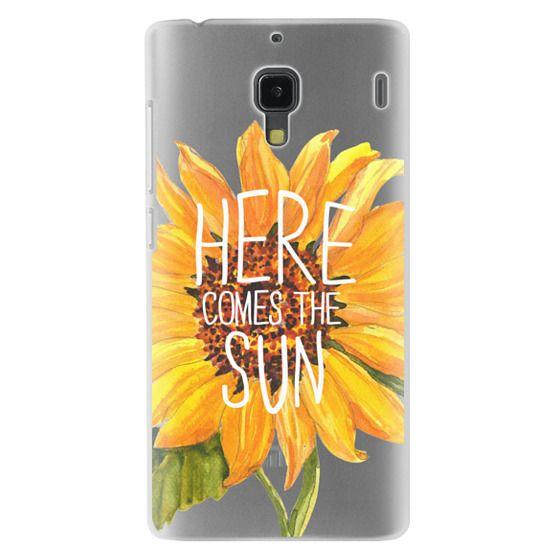 Redmi 1s Cases - Here Comes The Sun