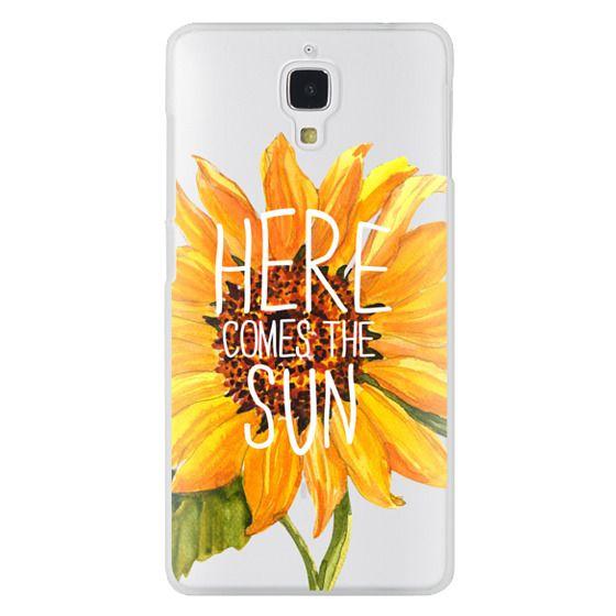 Xiaomi 4 Cases - Here Comes The Sun