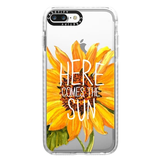 iPhone 7 Plus Cases - Here Comes The Sun