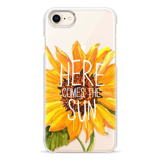 iPhone 8 Cases - Here Comes The Sun