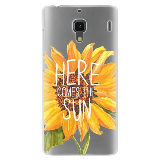 Redmi 1s Cases - Here Comes The Sun