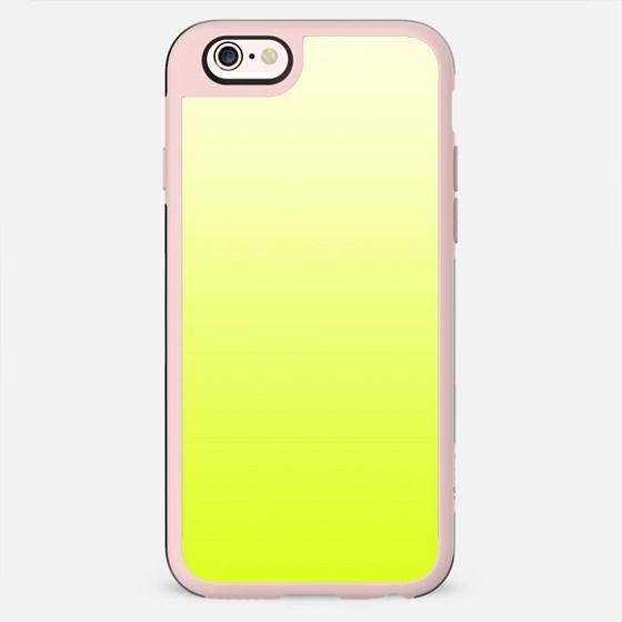 Cool Sunshine Summer Yellow Gradient - New Standard Case