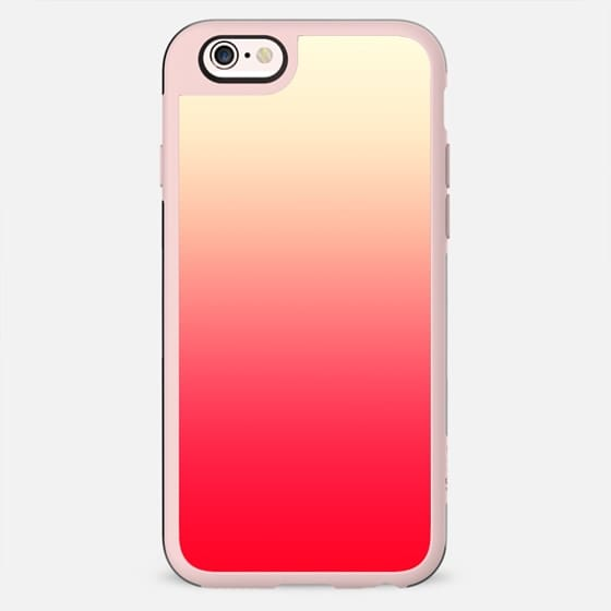 Trendy Vintaged Red Gradient - New Standard Case