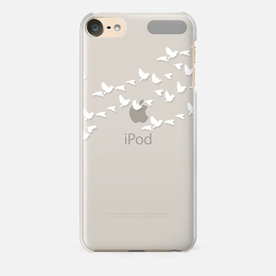 iphone 6 png no background. modern white birds on transparent background - classic snap case iphone 6 png no