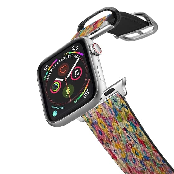 Apple Watch 38mm Bands - PLUTO'S FLOWERS W