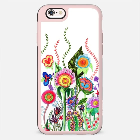 FLOWERS IN MEXICO - New Standard Case