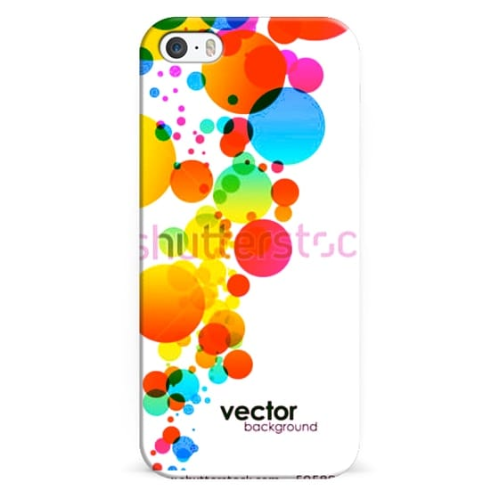 iPhone X Cases - iPhone 5s VECTOR