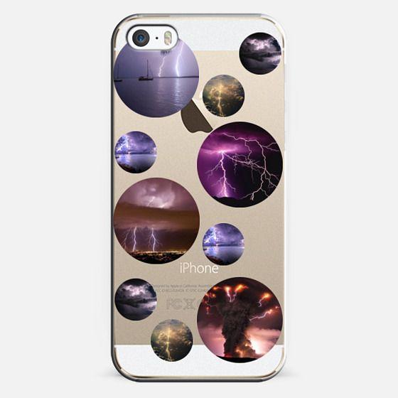 iPhone 5s Lightning Storm