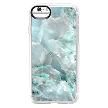 Grip iPhone 6 Case - marble046