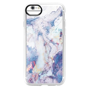 Grip iPhone 6 Case - marble051