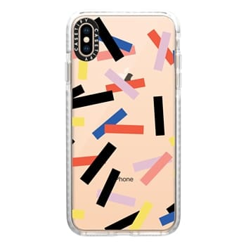 Impact iPhone Xs Max Case - Casetify Confetti