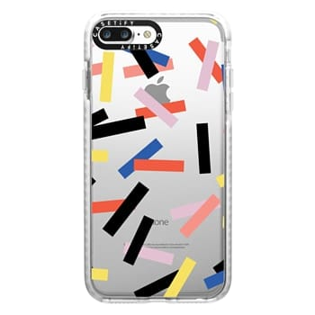 Impact iPhone 7 Plus Case - Casetify Confetti