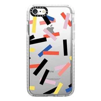 Impact iPhone 7 Case - Casetify Confetti