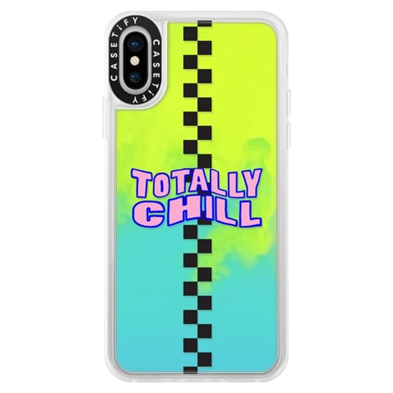 iPhone X Cases - Totally chill 2