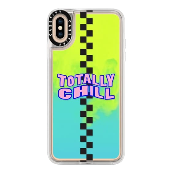 iPhone XS Max Cases - Totally chill 2