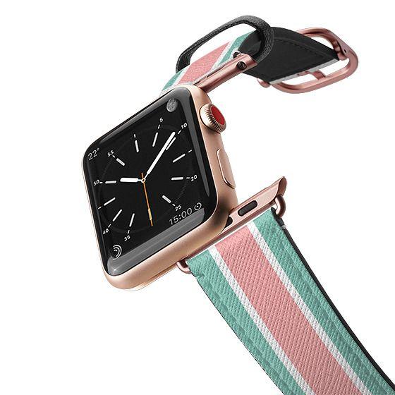 Apple Watch 38mm Bands - Girly Stripe 4