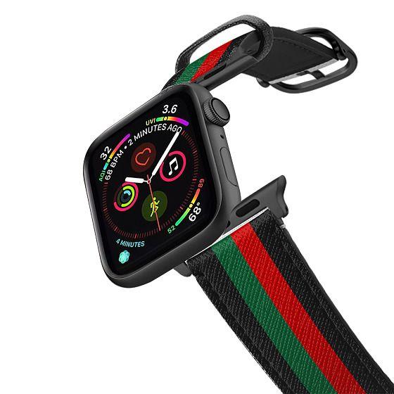 Apple Watch 38mm Bands - Chic Stripe 1