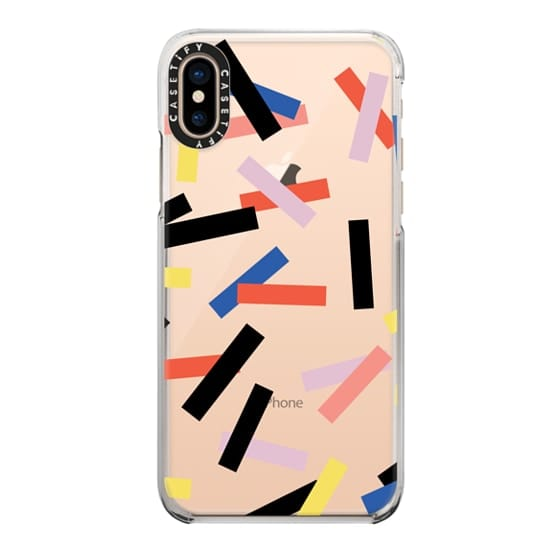 iPhone XS Cases - Casetify Confetti