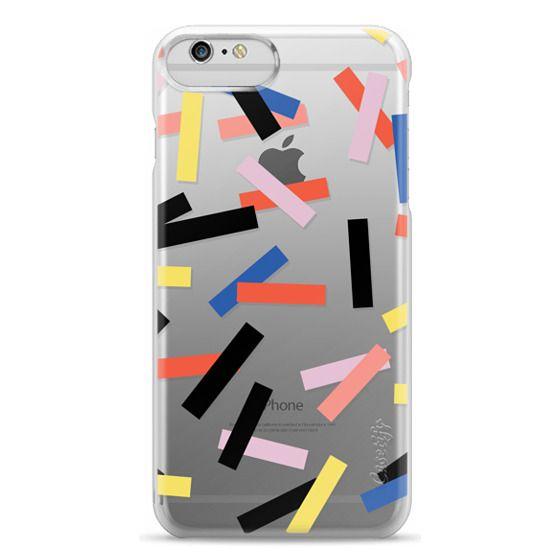 iPhone 6 Plus Cases - Casetify Confetti