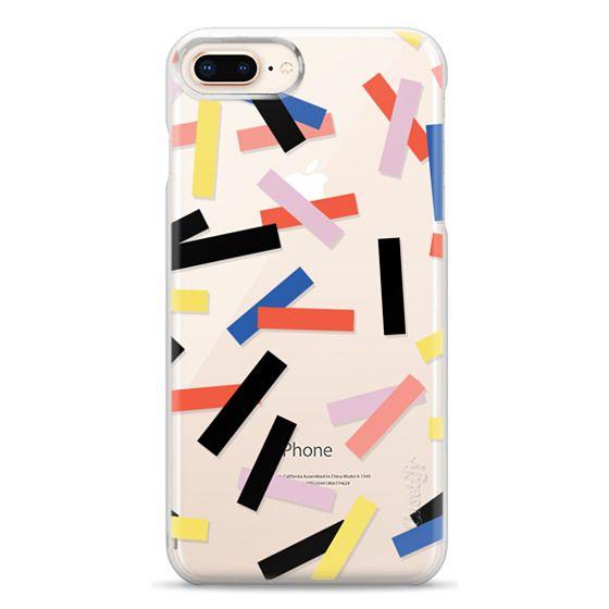 iPhone 8 Plus Cases - Casetify Confetti