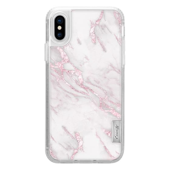 iPhone X Cases - marble020