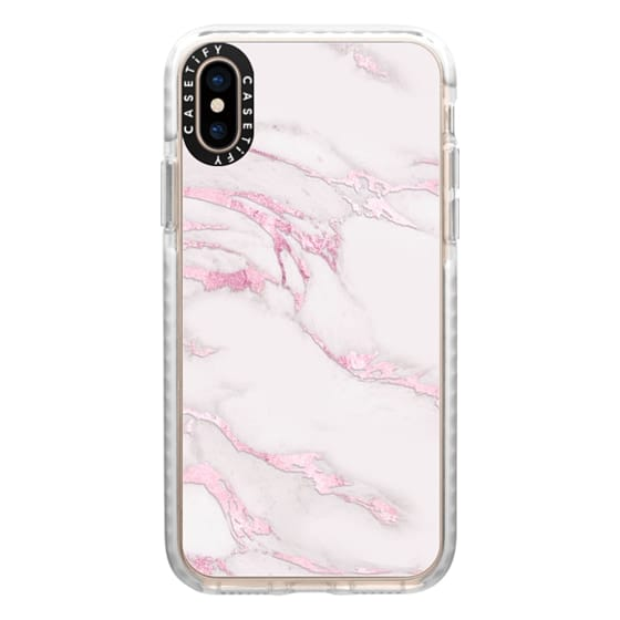 iPhone XS Cases - marble024