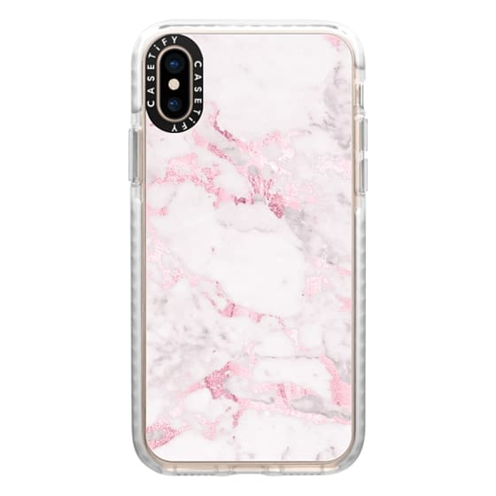 iPhone XS Cases - marble022