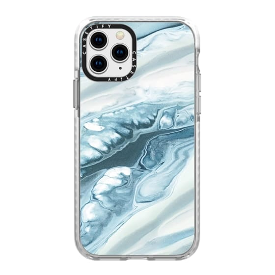 iPhone 11 Pro Cases - marble048