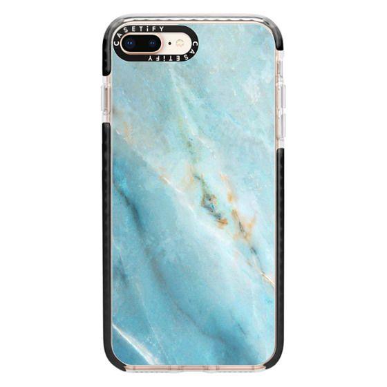 iPhone 8 Plus Cases - marble 070