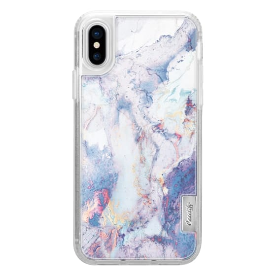iPhone X Cases - marble051
