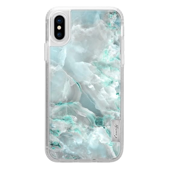iPhone X Cases - marble046