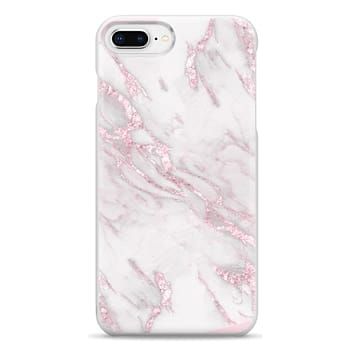 Snap iPhone 8 Plus Case - marble020