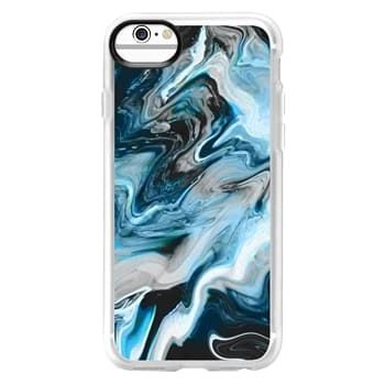 Grip iPhone 6 Case - marble056