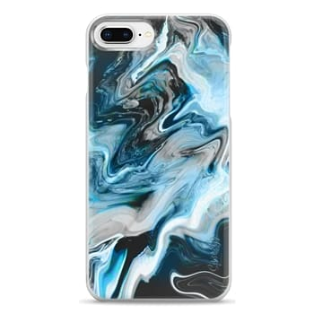 Snap iPhone 8 Plus Case - marble056