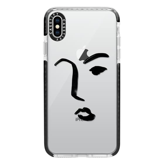 iPhone XS Max Cases - FACE