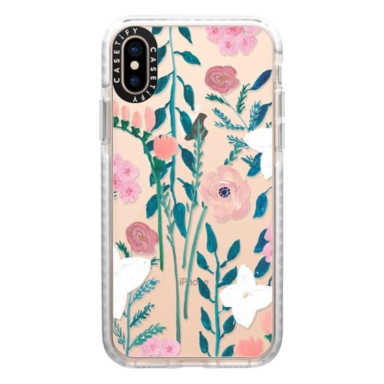 iPhone XS Cases - Meadow