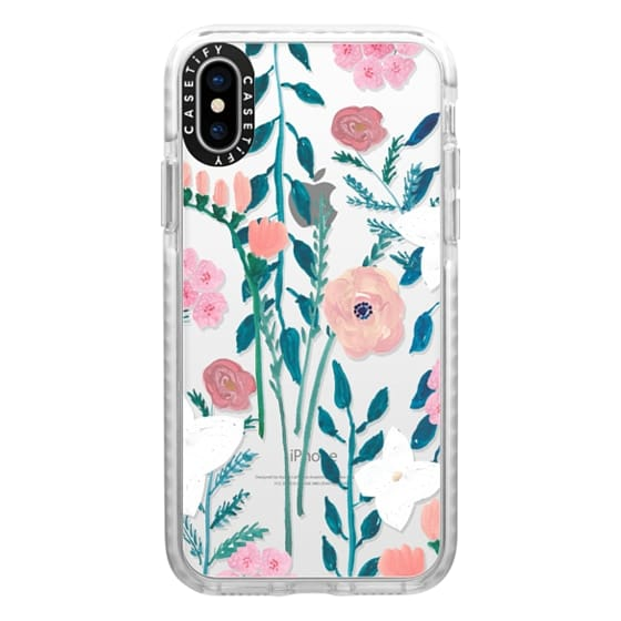 iPhone X Cases - Meadow