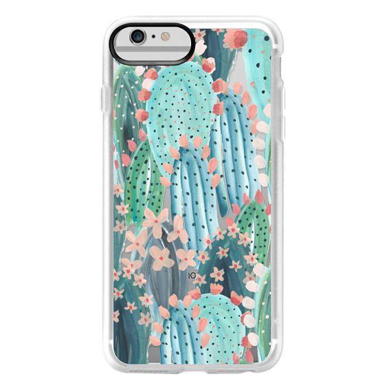 iPhone 6 Plus Cases - Cacti