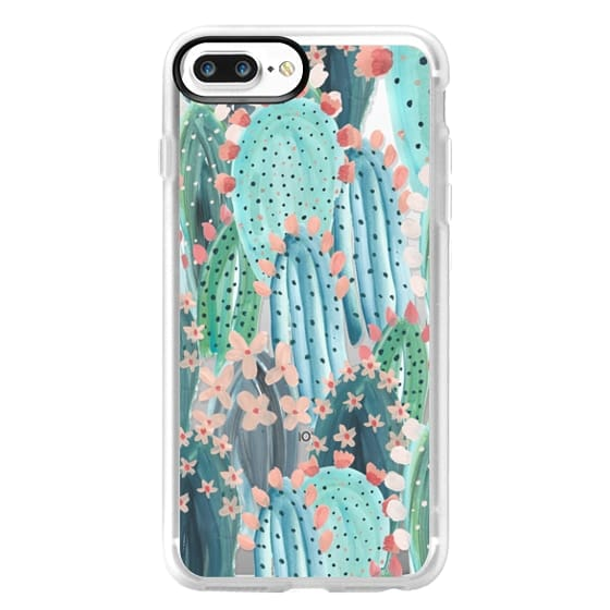 iPhone 7 Plus Cases - Cacti