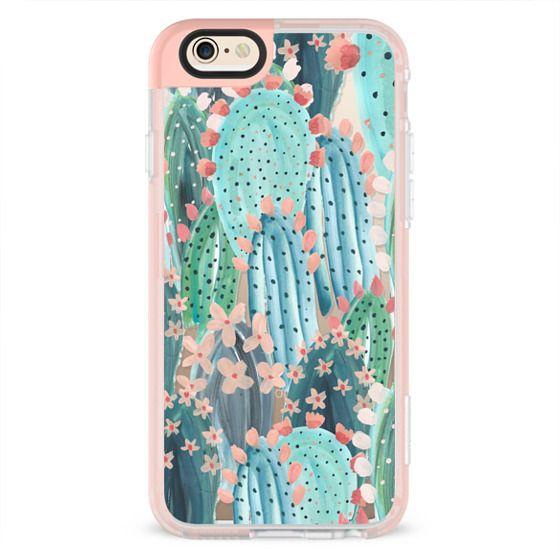 iPhone 6 Cases - Cacti