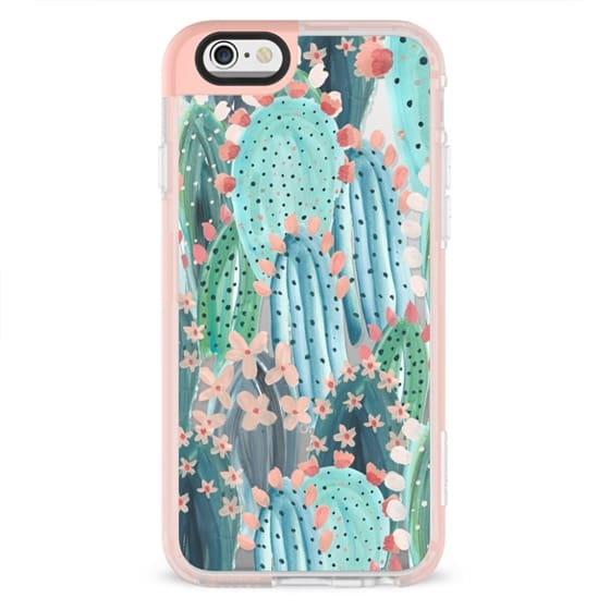 iPhone 6 Cases - Cacti