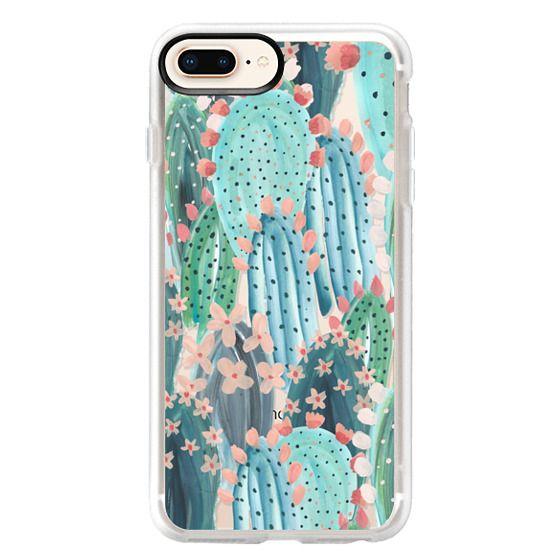 iPhone 8 Plus Cases - Cacti