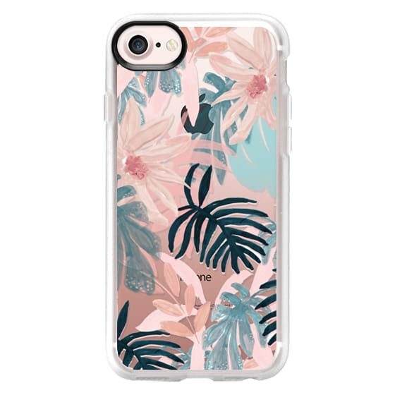 iPhone 7 Cases - Pink Spring by Chloe Hall