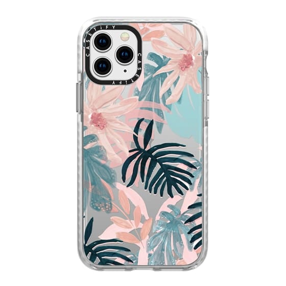 iPhone 11 Pro Cases - Pink Spring by Chloe Hall
